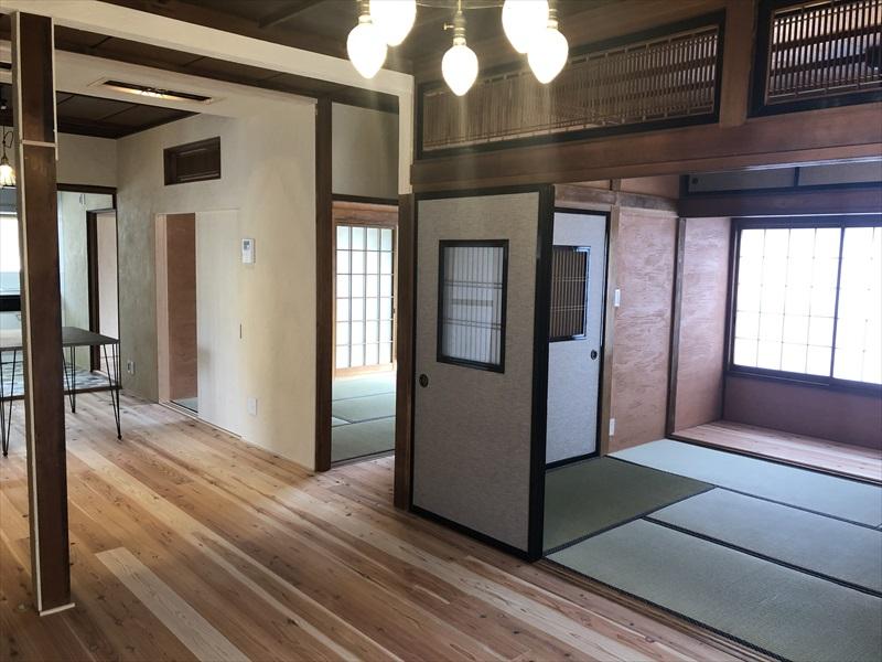 【リノベーション住宅】島田市向谷3丁目 内覧のご予約随時受付中!!