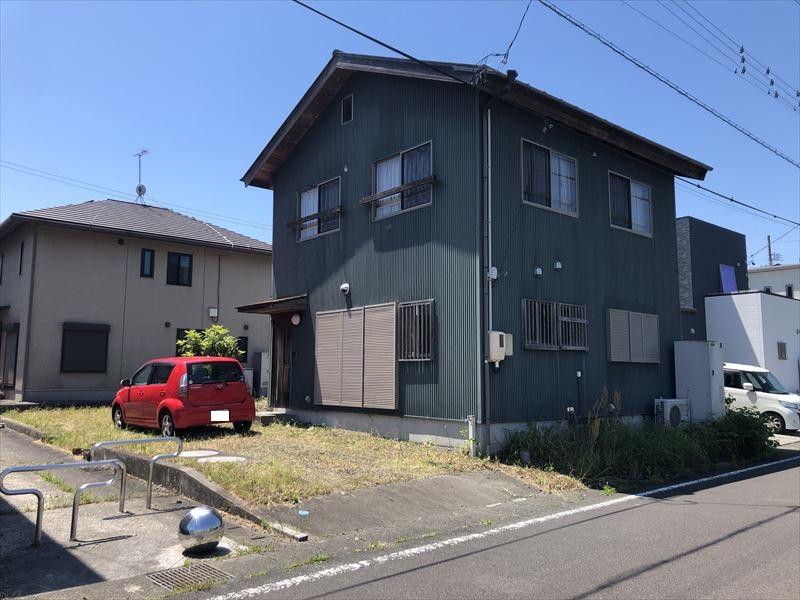 NEW!【中古住宅 】島田市神座 ログハウス調のお洒落な住宅です!