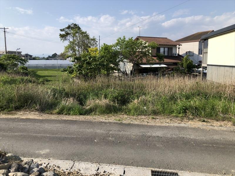 NEW!【売土地】島田市船木 目の前に茶畑の広がるのどかな場所です♪