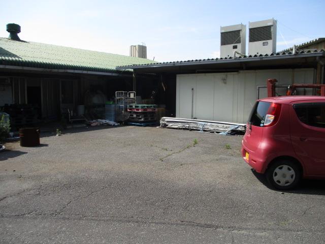 【売土地】吉田町神戸売土地 工場・倉庫用地に最適♪ 解体更地渡し