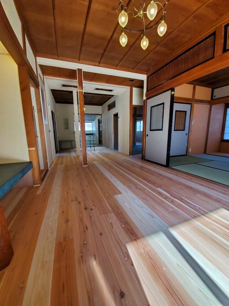 VR画像あり♪【リノベーション住宅】島田市向谷3丁目 内覧のご予約随時受付中!!