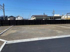 【売土地】藤枝市高柳4区画分譲地