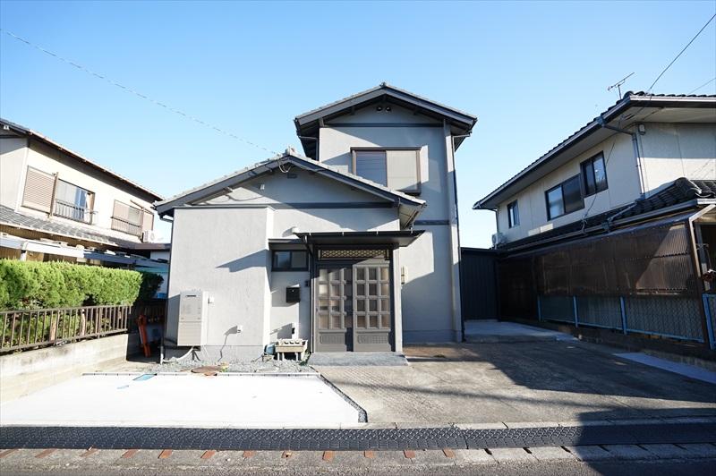 【リノベーション住宅】焼津市越後島 おしゃれなデザイン住宅♪