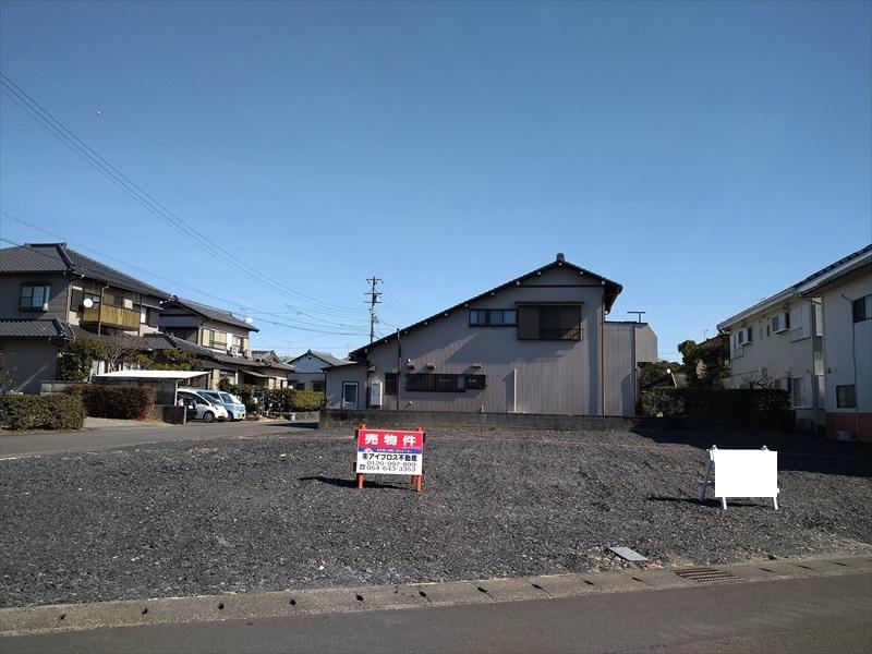 【2区画分譲地】島田市金谷代官町